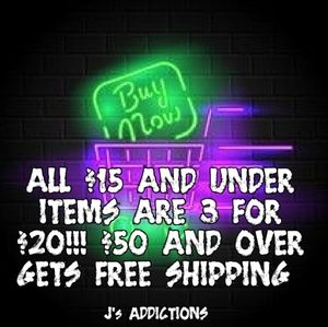 ALL $15 AND UNDER ITEMS